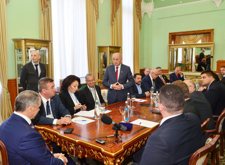 RESULTS OF THE INTERNATIONAL ASSOCIATION ''FRIENDS OF CRIMEA''IN 2019