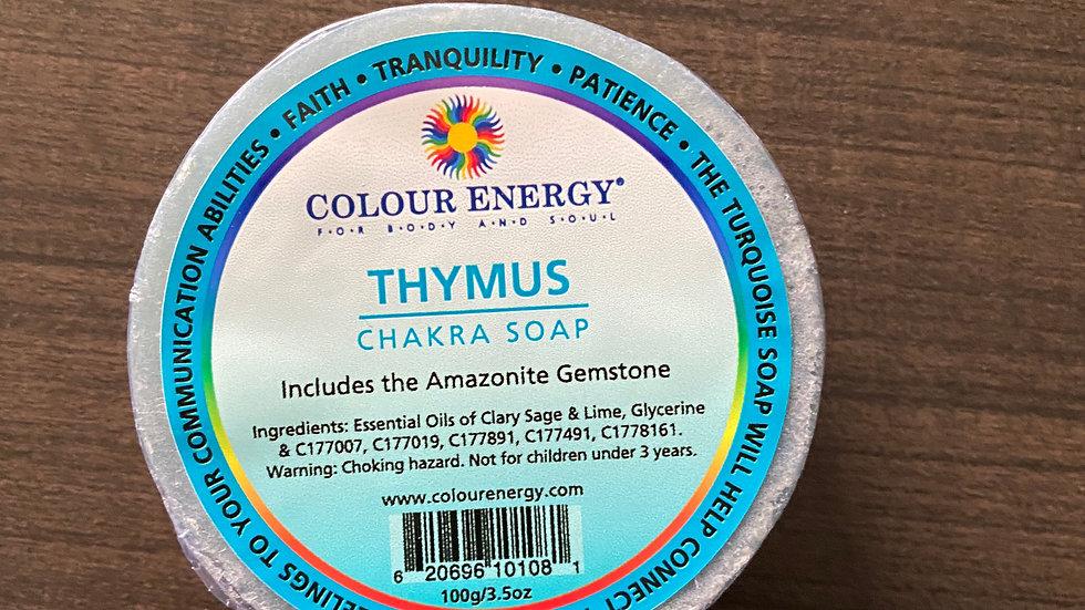 Thymus Chakra Soap