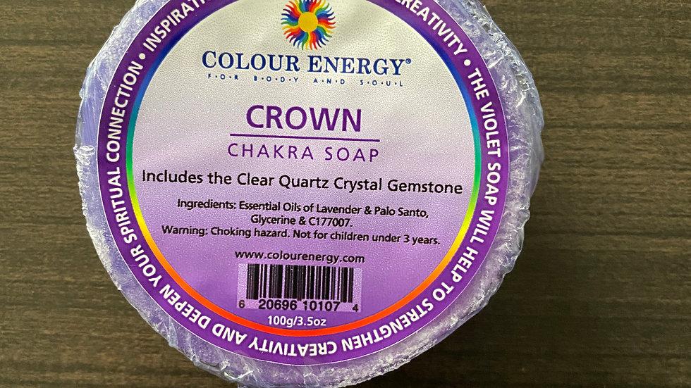 Crown Chakra Soap