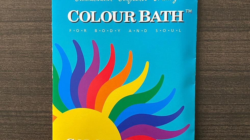 Turquoise Colour Bath