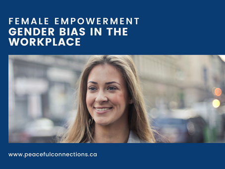 Gender Bias In The Workforce