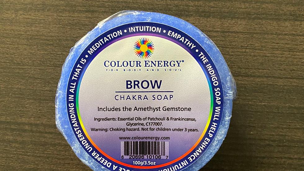 Brow Chakra Soap