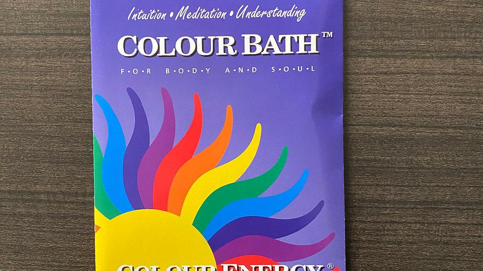 Indigo Colour Bath