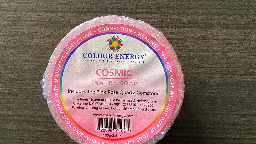 Cosmic Chakra Soap