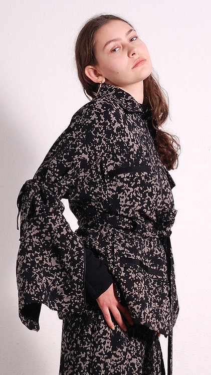Camouflage Jacke Akiko | Unisex