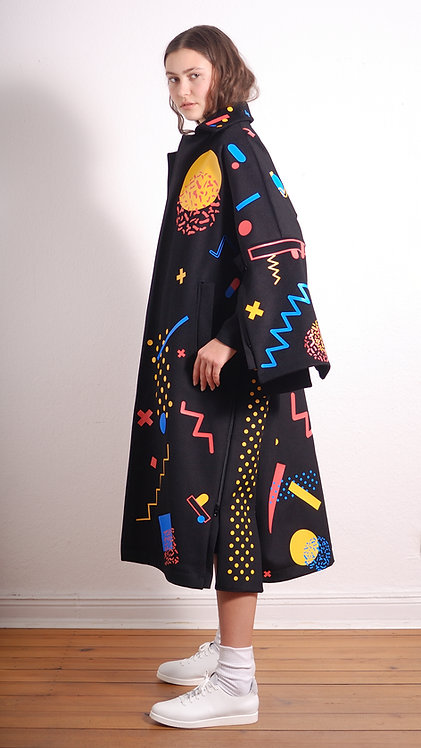 Kimono Mantel Oversized
