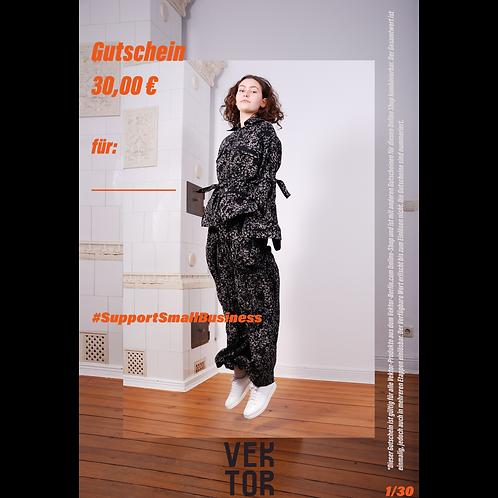 Gutschein 30,00€