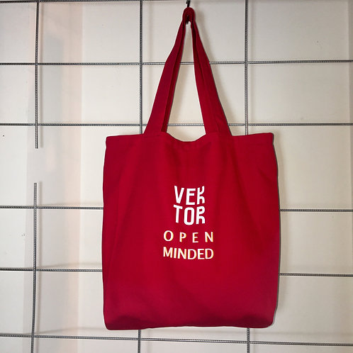 Open Minded Tote