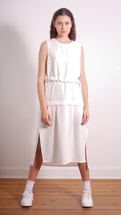 Kleid Athene Weiß