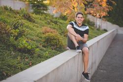 Seattle Senior Portrait Photographer