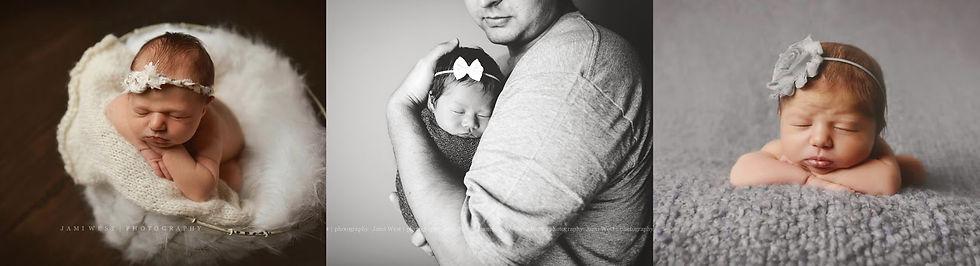 Jami West Photography | Seattle Newborn Photographer
