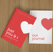 Just You & I Book Covers & Interior Formatting