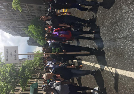 UIU Tristate 2018 AIDS Walk Central Park, NY – May 20, 2018 (9:15a- 1p)