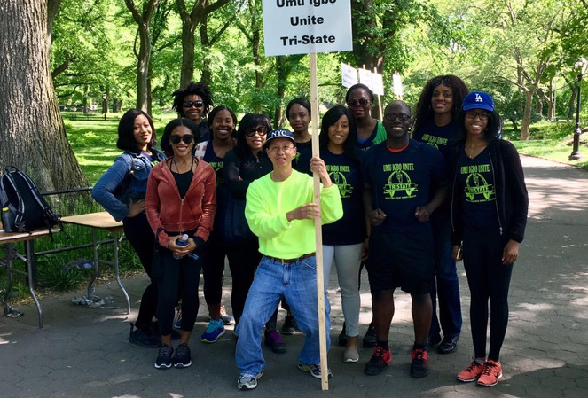 Annual AIDS Walk NYC May 21, 2017 (9:15am-3pm)