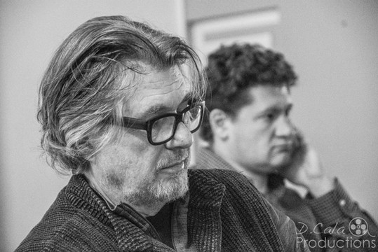Bob Holman PoetsTheater - Group Piece