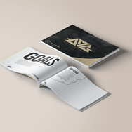Avenue Music Group Logo & Planner