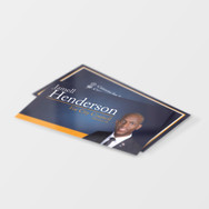 Political Info Card for Jamell Henderson