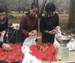 City Harvest Mobile Greenmarket Washington Heights, NY - Feb 24, 2018 (8:45a- 12p)