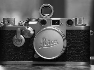 Analog mit der Leica IIIf