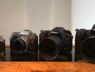 Die beste Kamera ist die, die man dabei hat...