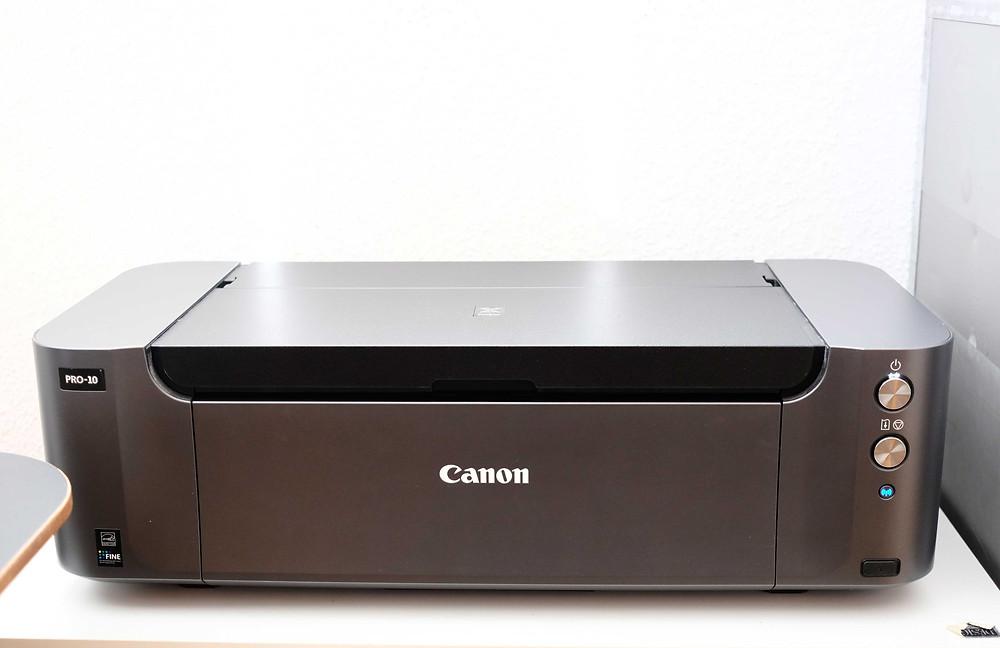 Canon Pro 10