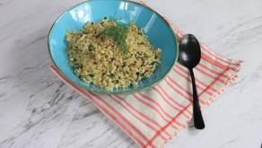 Herb Cauliflower Rice