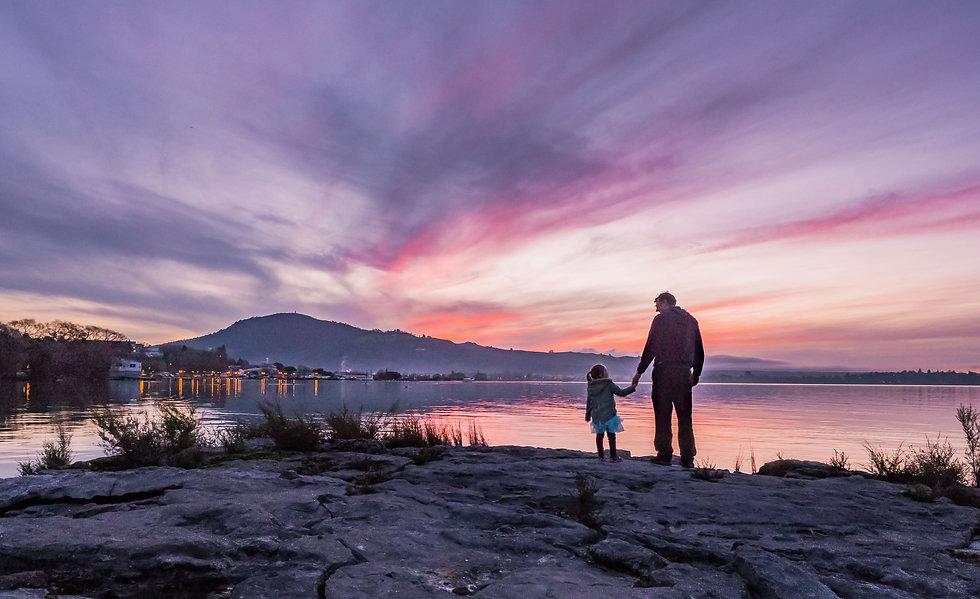 Lake Rotorua view - Credit Mark Coker -