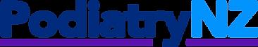podiatryNZ logo