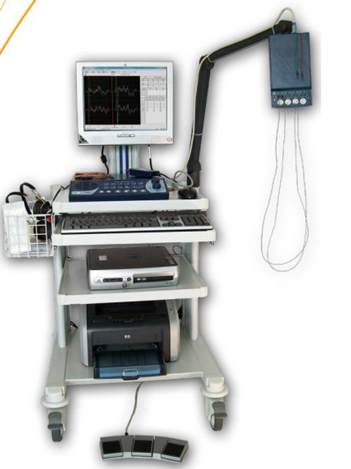 Electromiógrafo NN 6.5