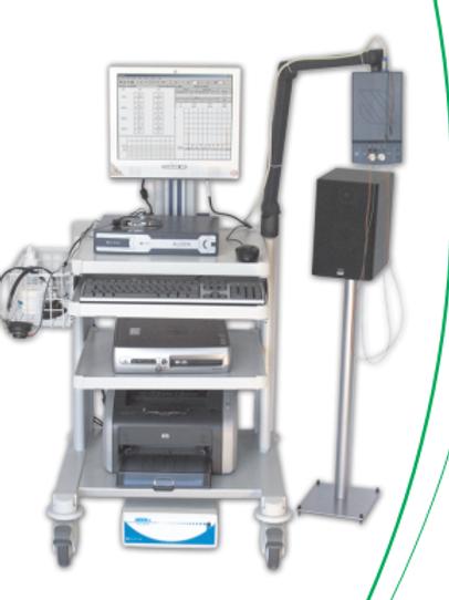 Electroaudiómetro NA 4.5