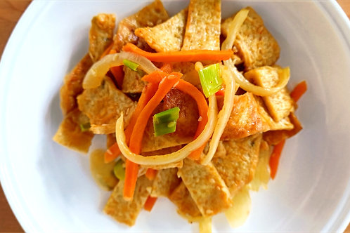 Stir-fried Fish Cake(어묵볶음)