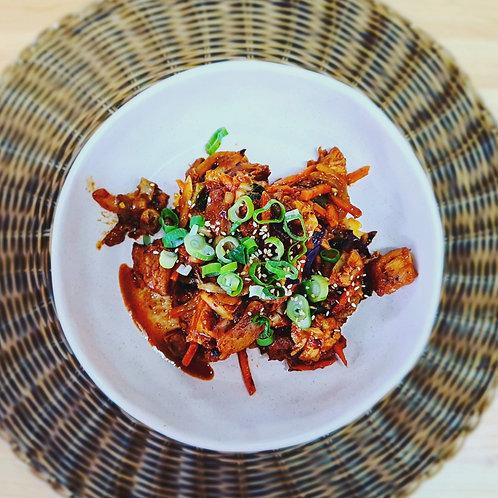 Chilli Pork for 2 (매콤 제육볶음 2인분)
