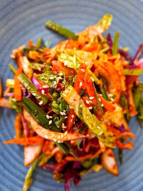 Kimchi Slaw  (김치 샐러드)