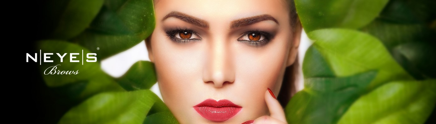 Neyes brow design and shaping