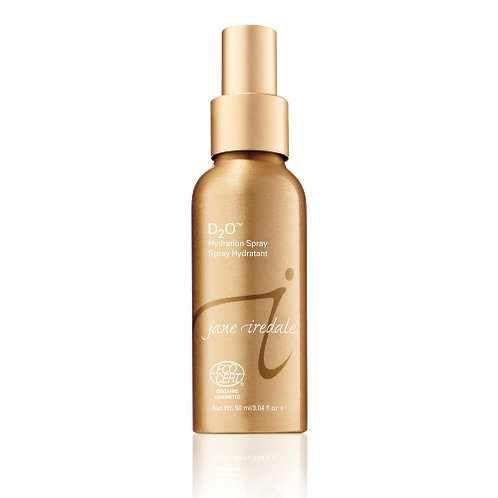 d2o hydration spray, jane iredale españa, jane iredale spain, maquillaje mineral, mineral makeup, spray facial hidratante