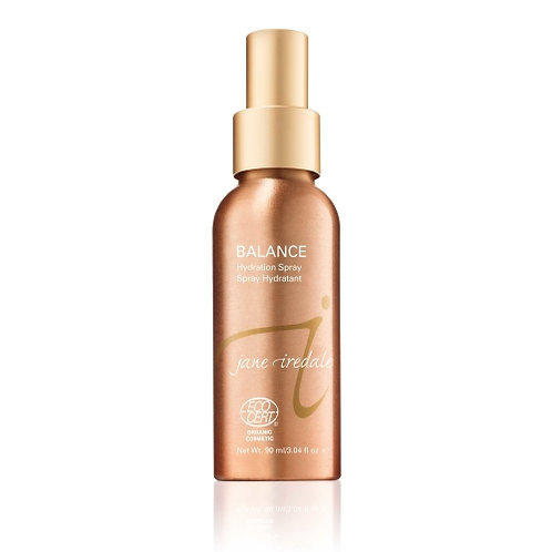 balance hydration spray, jane iredale españa, jane iredale spain, maquillaje mineral, mineral makeup, spray facial