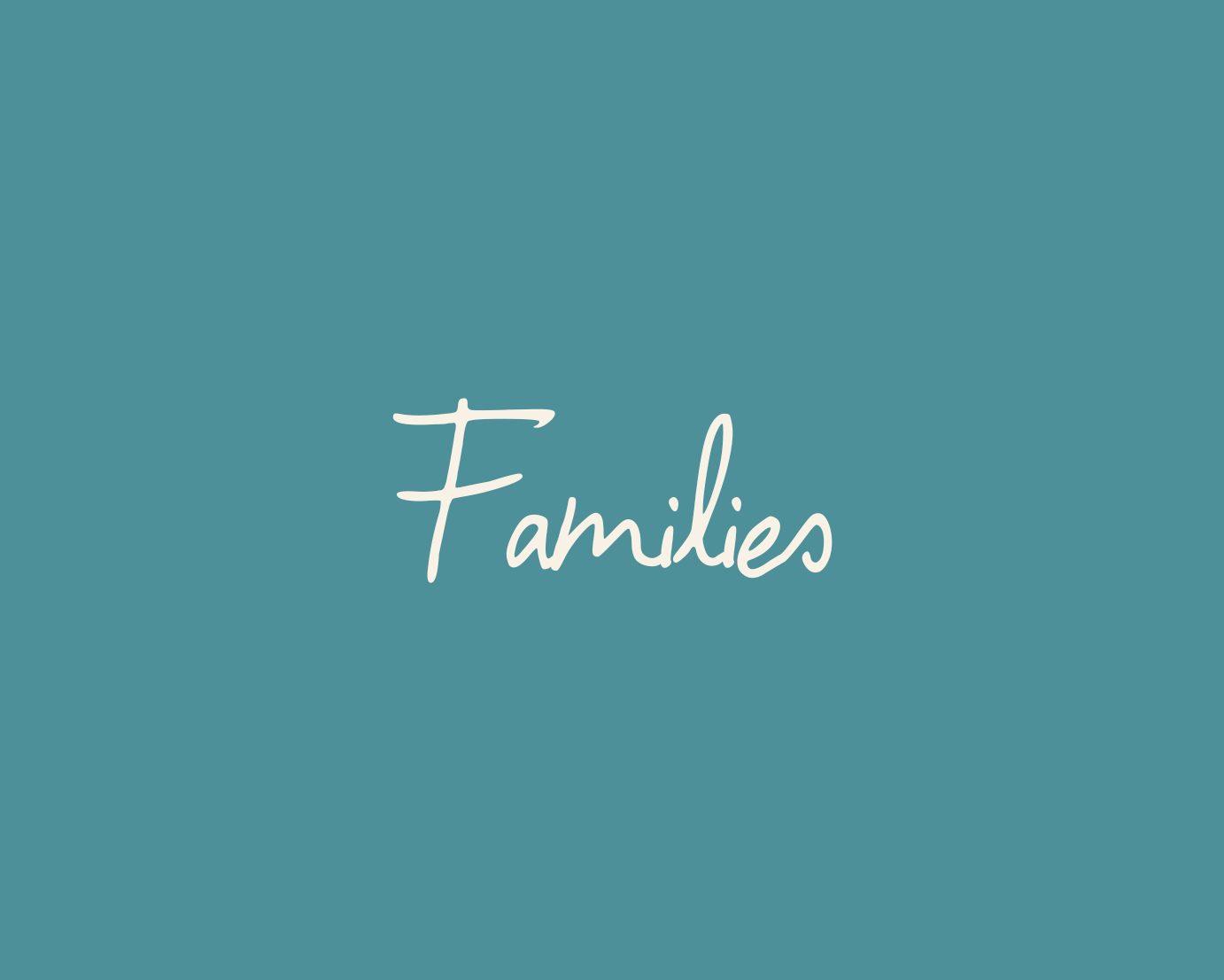 Text blocks for home page families