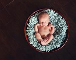 Baby - Wood Bowl 8x10