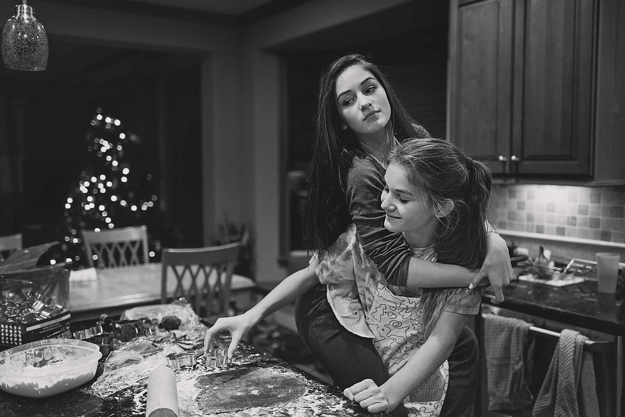 2016-12-22---Gingerbread-Baking-Teenagers-1-B&W