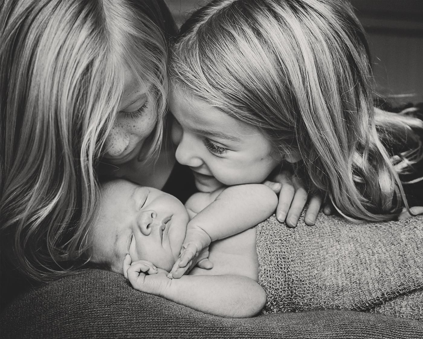 Baby - Siblings 8x10