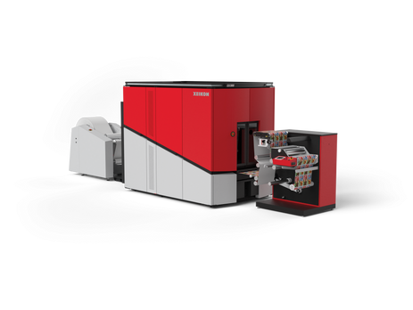 Xeikon launches high-end digital label press CX300