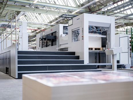 Heidelberg announces availability of new Masterworks die cutter for folding carton