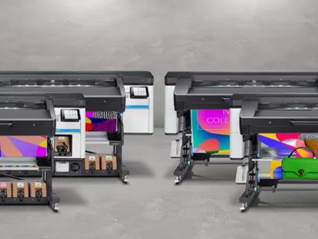 HP launches new latex printer portfolio