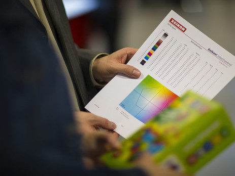 Xeikon launches new colour insurance policy