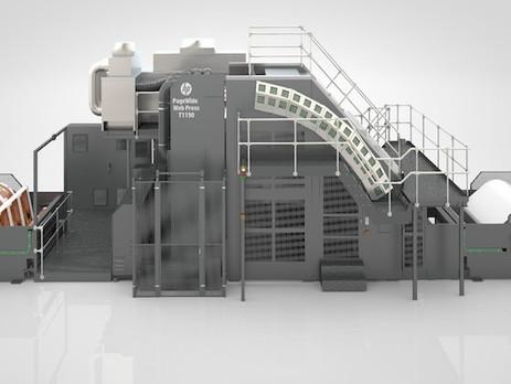 HP launches new pre-print corrugated presses