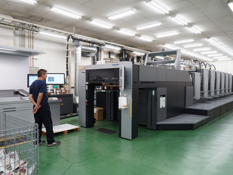 Bunkado is first in Japan to install China-made Speedmaster CD