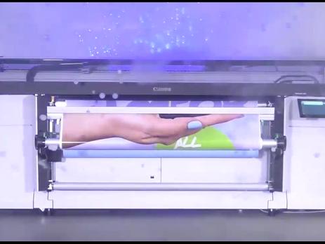 Canon Singapore unveils new UVgel series printer Colorado 1630