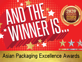 Winners of the Asian Packaging Excellence Awards unveiled