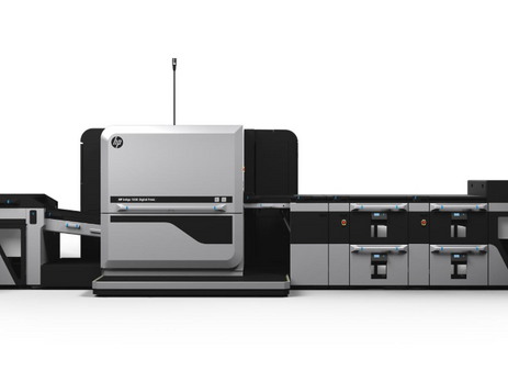 HP Indigo 100K – nonstop commercial digital press