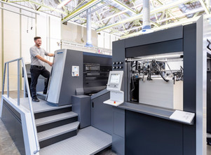 Heidelberg unveils new solutions for labels